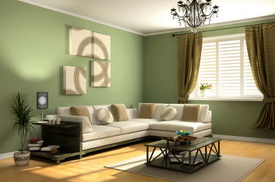 Professional painting and decorating services in all London areas